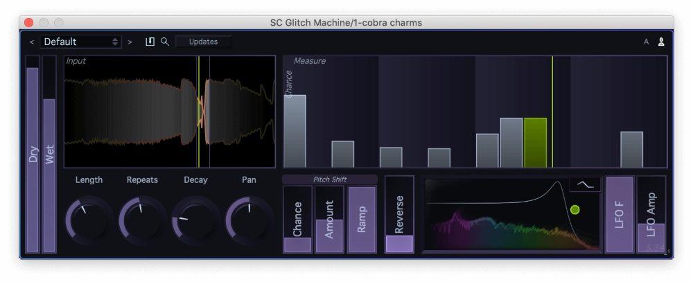 [DTMニュース]stagecraft-glitch-machine-sale-2019-1