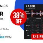 [DTMニュース]Sweetsonicsのサイドチェインコントローラー「Laser」が38%のセール価格で販売中!