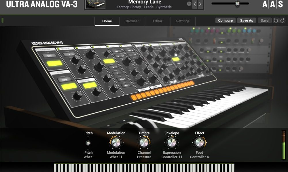 [DTMニュース]aas-ultra-analog-va-3-1