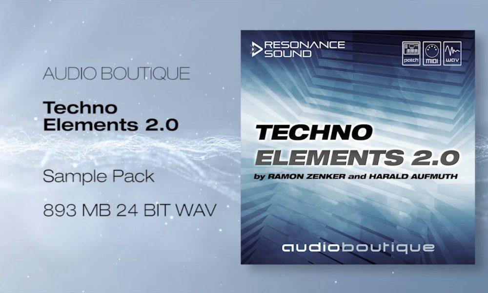 [DTMニュース]audio-boutique-techno-elements-2-1