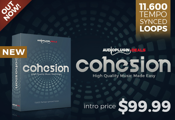 [DTMニュース]audio-plugin-deals-cohesion-580x400
