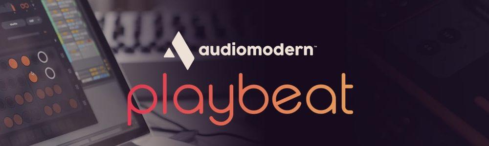 [DTMニュース]audiomodern-playbeat-1