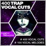 [DTMニュース]CLASS A SAMPLEのトラップ系ボーカルサンプル「Sample Tweakers – 400 Trap Vocal Cuts」が66%off!