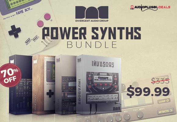 [DTMニュース]divergent-audio-power-synths-580x400