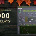 [DTMニュース]Eventideのフラッシュセール!「H3000 Band Delays」が75%offのセール価格で登場!