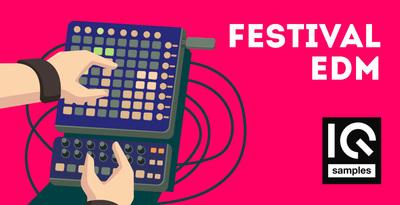[DTMニュース]iq-samples-festival-edm-2