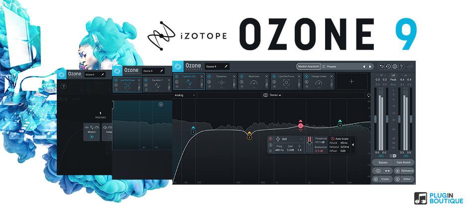 [DTMニュース]izotope-ozone-9-1