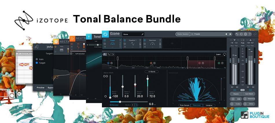 [DTMニュース]izotope-tonal-balance-bundle-1