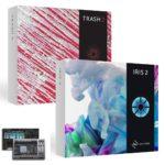 [DTMニュース]iZotopeのディストーション「Trash2」とサンプルベースシンセサイザー「Iris2」がセットで80%off!