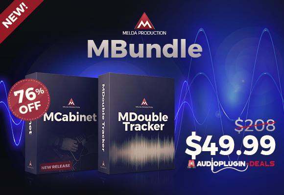 [DTMニュース]meldaproduction-mbundle-580x400