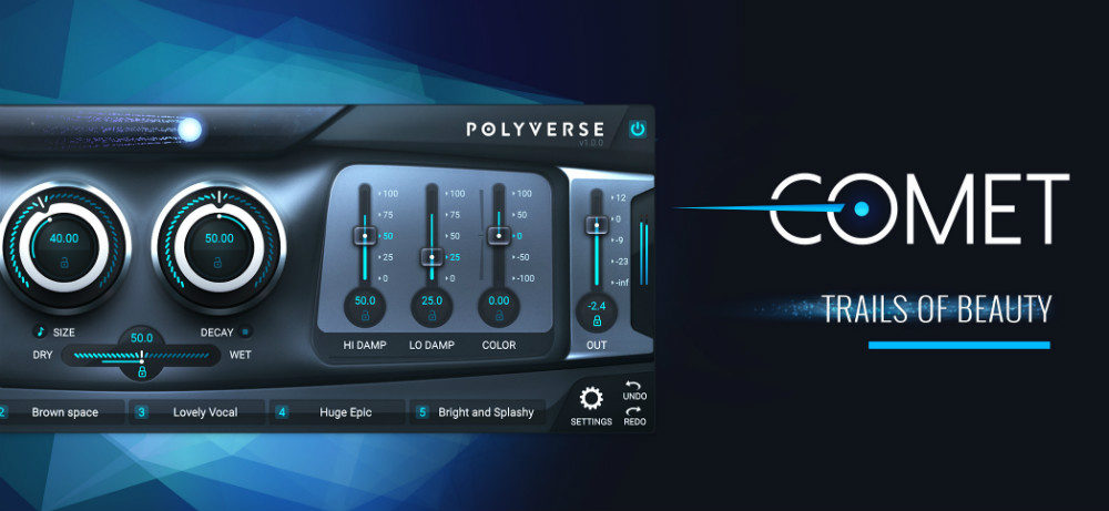 [DTMニュース]polyverse-comet-gatekeeper-1