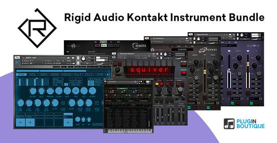 [DTMニュース]rigid-audio-kontakt-instrument-bundle-2