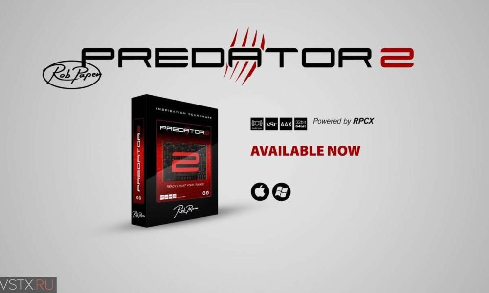 [DTMニュース]rob-papen-predator-2-1
