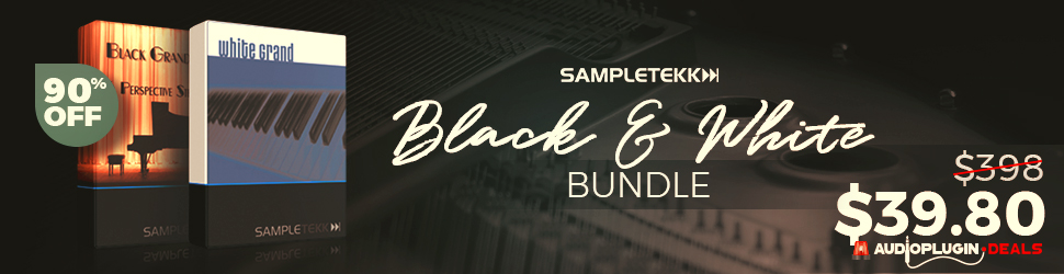 [DTMニュース]sampletekk-black-white-piano-970x250