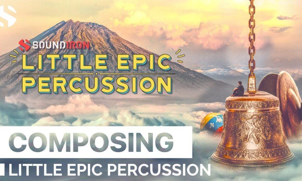 [DTMニュース]soundiron-little-epic-percussion-1
