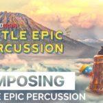 [DTMニュース]SoundironのKontakt用パーカッション音源「Little Epic Percussion」が34%offで販売中!