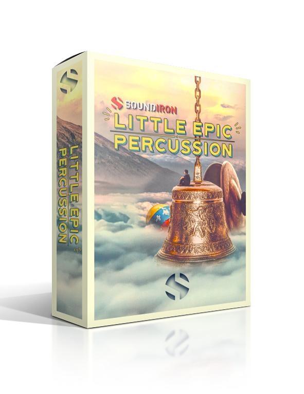 [DTMニュース]soundiron-little-epic-percussion-2