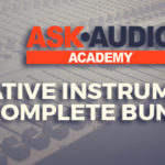 [DTMニュース]Ask Audio Academy「Native Instruments KOMPLETE BUNDLE TRAINING COURSES」が80%off!