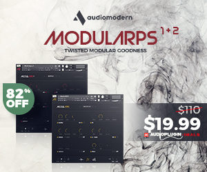 [DTMニュース]audiomodern-modularps-300x250
