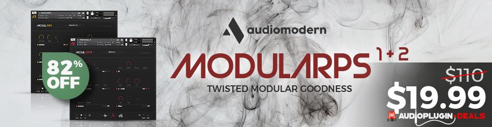 [DTMニュース]audiomodern-modularps-970x250