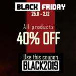 [DTMニュース]D16が「Black Friday Sale」を開催中!対象プラグインやバンドルが40%offで販売中!