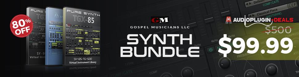 [DTMニュース]gospel-musicians-synth-bundle-970x250
