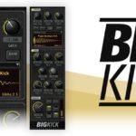 [DTMニュース]Plugin Boutiqueのキックドラムシンセサイザー「BigKick」が50%off!エクスパンションパックもセール中!