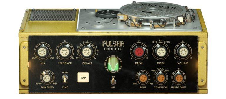 [DTMニュース]pulsar-audio-echorec-mu-1