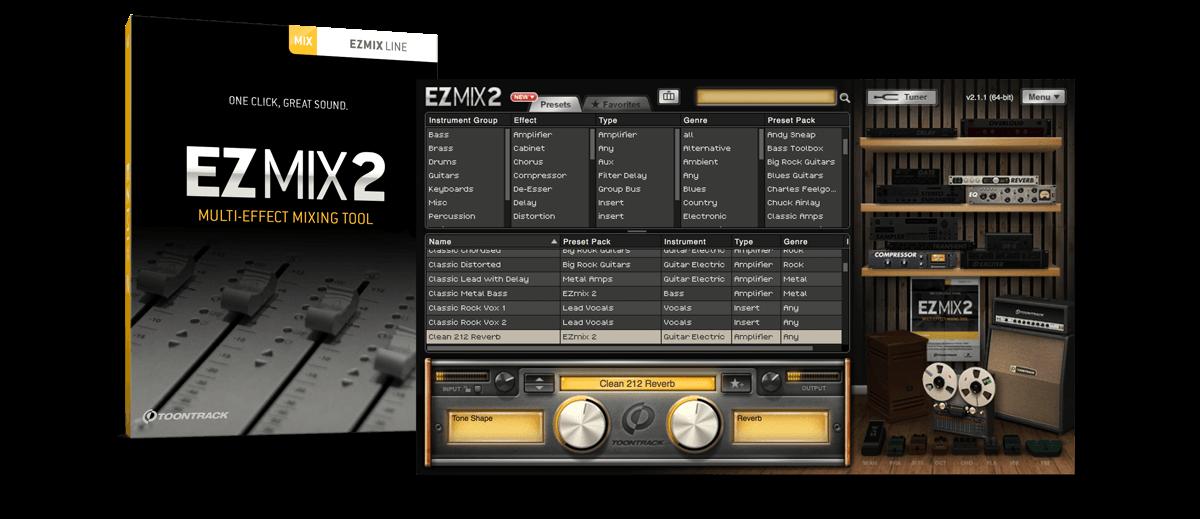 [DTMニュース]toontrack-ezmix-2-1