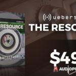 [DTMニュース]UEBERSCHALLのビンテージスタイルサウンドを収録した「The Resource」が82%offで販売中!