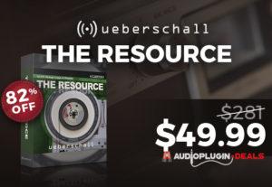 [DTMニュース]ueberschall-resource-580x400