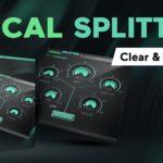 [DTMニュース]W.A Productionのボーカルエディットに便利なワンストップユニット「Vocal Splitter」が83%off!