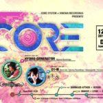 [イベント情報]CORE ~Core System x Hinowa Recordings~