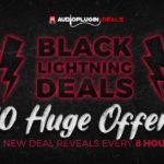 [DTMニュース]Audioplugin Dealsのブラックフライデーセールまとめ!全10製品が最大95%で販売中!