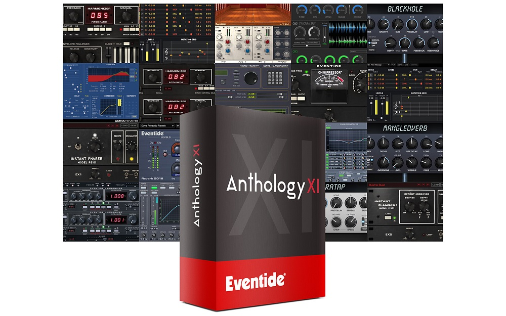 [DTMニュース]eventide-anthology-xi-1