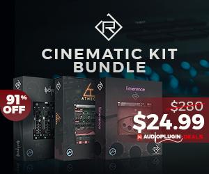[DTMニュース]rigid-audio-cinematic-kit-bundle300x250