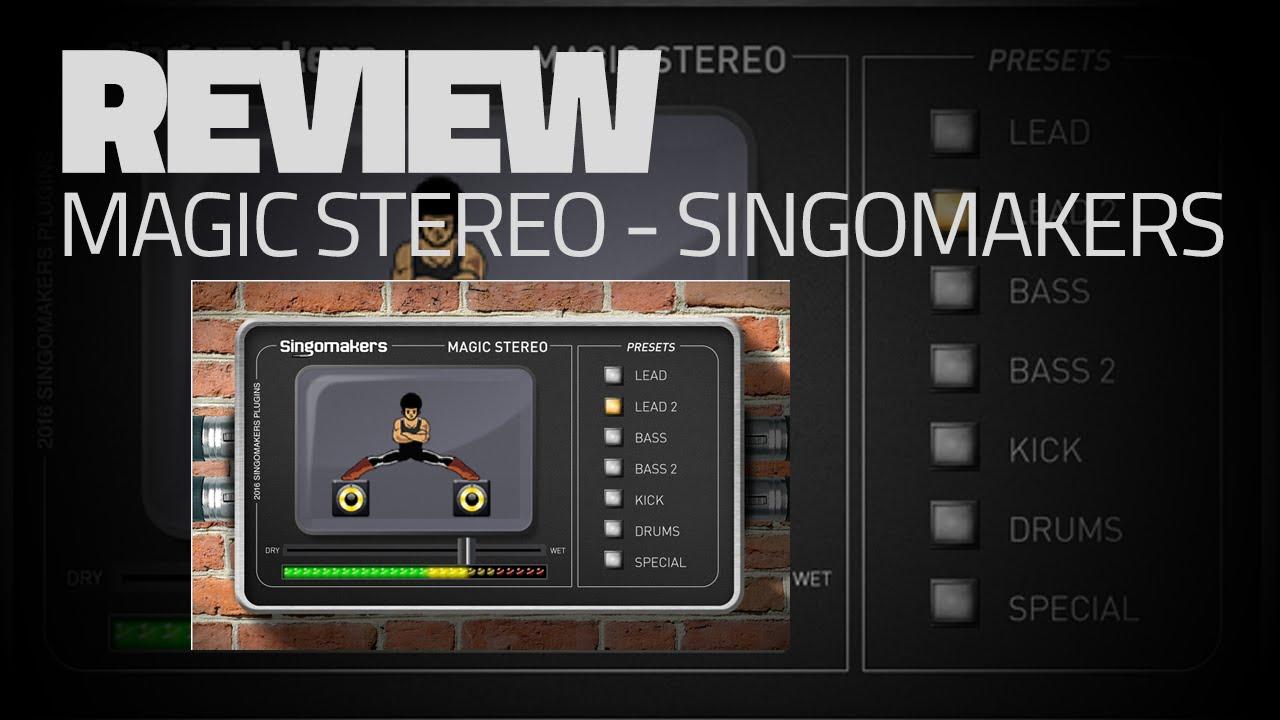 [DTMニュース]singomakers-magic-stereo-1