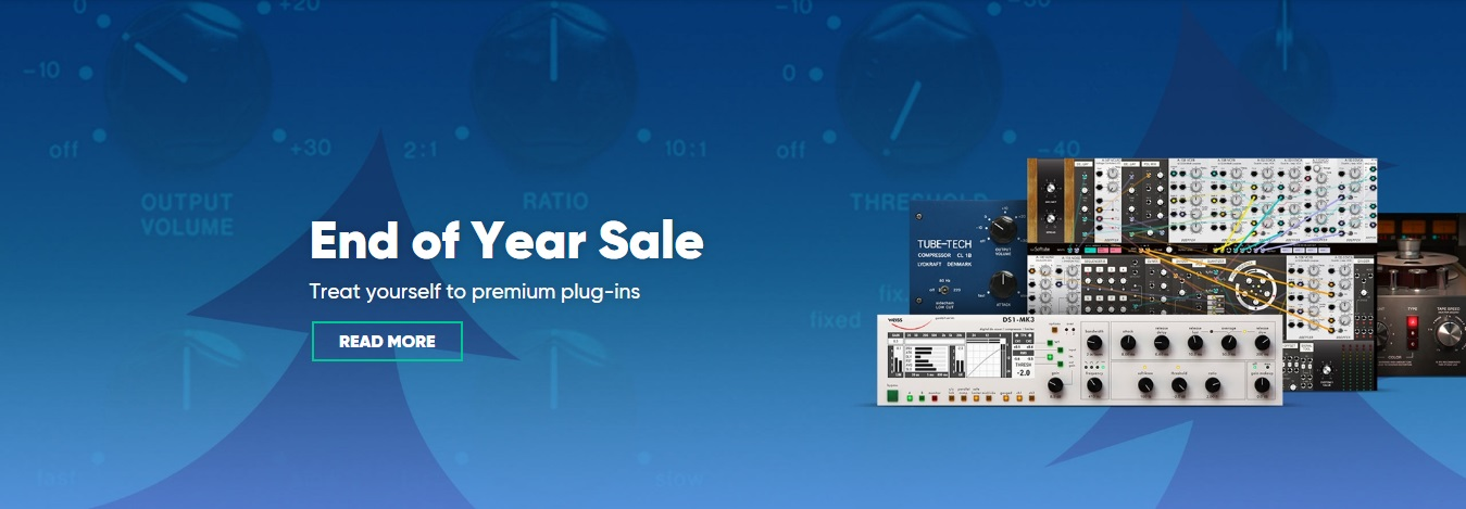 [DTMニュース]softube-end-of-year-sale-1