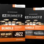 [DTMニュース]Toontrackの「EZDrummer Bundles」がセール価格で販売中!ジャンルごとエクスパンションもセール対象!