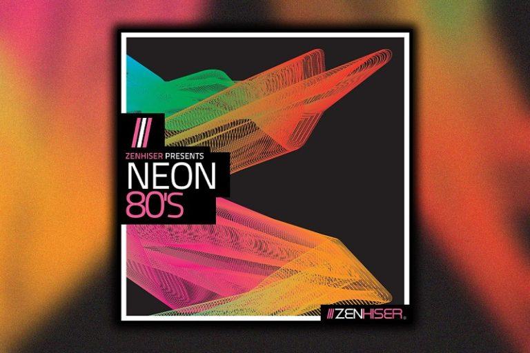 [DTMニュース]zenhiser-neon-80s-2