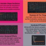 [DTMニュース]Audio Damageの3OSCバーチャルアナログシンセーサイザー「Continua」がリリース!