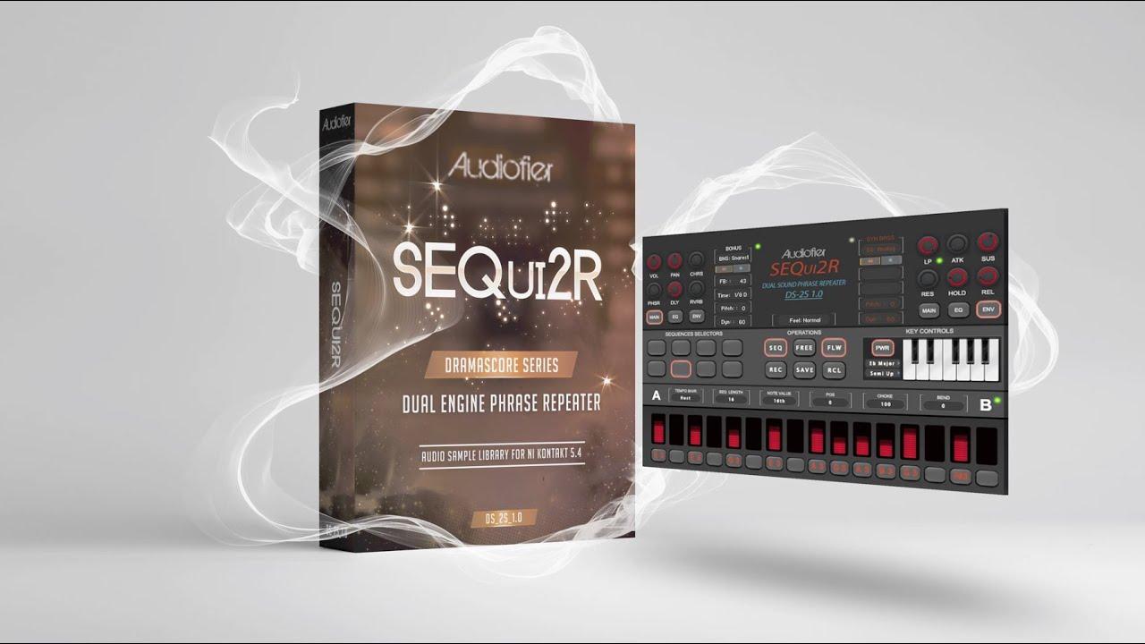 [DTMニュース]audiofier-sequi2r-ex-1