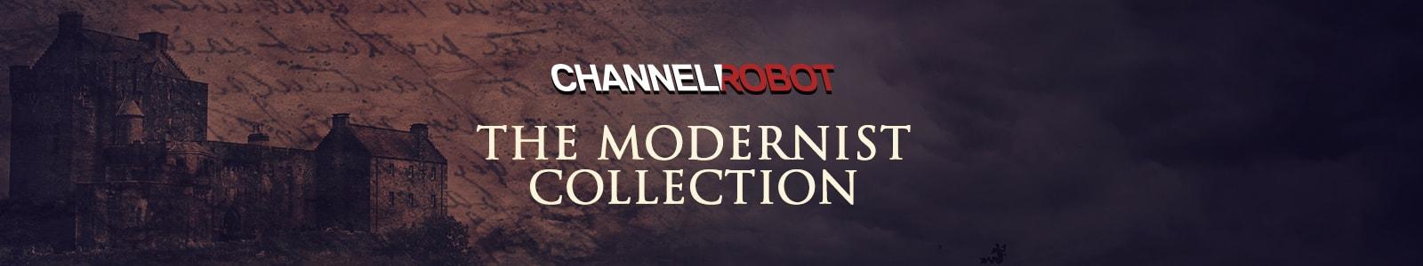 [DTMニュース]channel-robot-modernist-collection-1