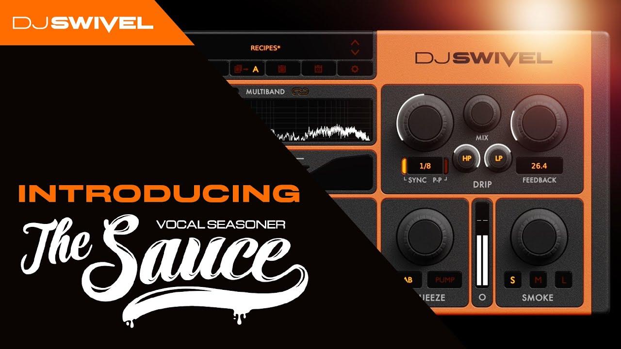 [DTMニュース]dj-swivel-the-sauce-1