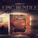 [DTMニュース]Eduardo Tarilonteの「EPIC WORLD」と「DESERT WINDS」を収録した「EPIC BUNDLE」が56%off!