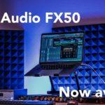 [DTMニュース]Fluid AudioのスタジオモニターF Seriesのフラッグシップモデル「FX50」「FX80」が登場!