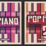 [DTMニュース]Frontline Producerのポップなピアノ音源「Pop Piano 1 & 2」がいずれも50%off!