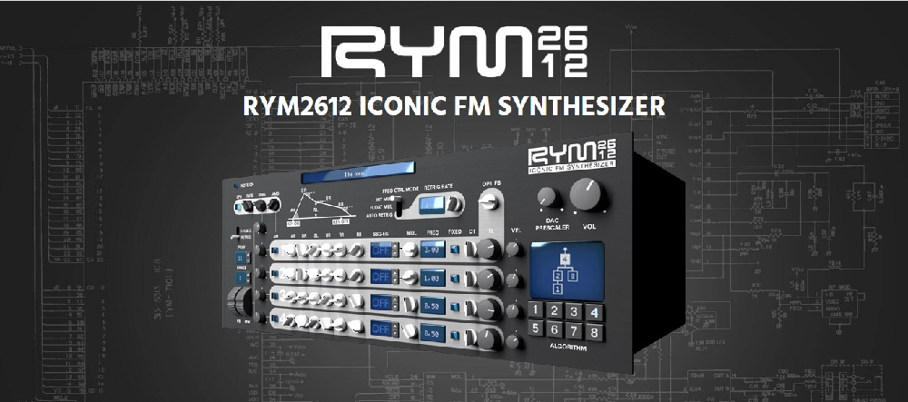 [DTMニュース]inphonik-ym2612-rym2612-1