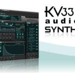 [DTMニュース]KV331 Audioがウィンターセールを開催中!「Synthmaster」シリーズ各種が最大51%off!
