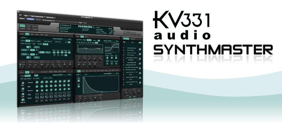 [DTMニュース]kv331-audio-synthmaster-1